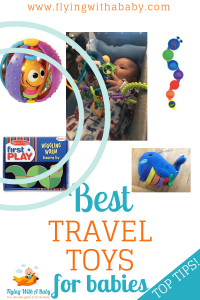 Best travel toys for babies #familytravel #travel #toys #toddler #baby