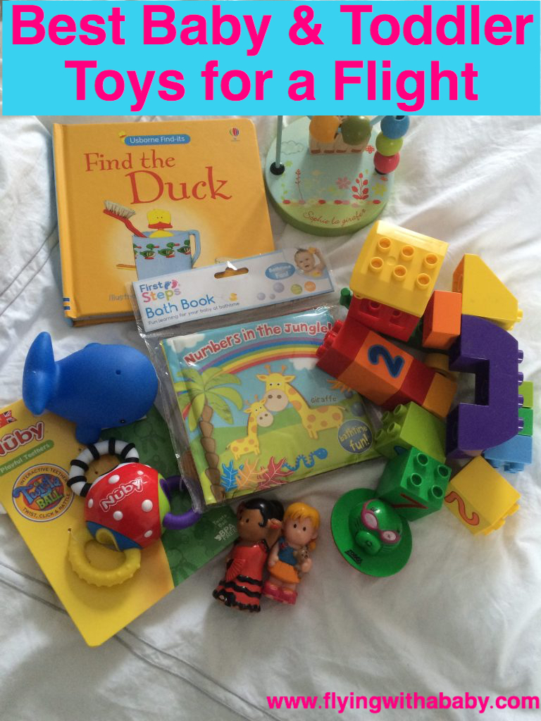 Travel Toys A Collection Of Age Appropriate And Activities To Entertain Babies Toddlers