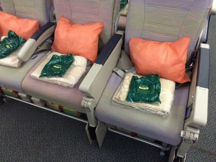 What Are The Best Seats On A Plane For Kids? + Info On Baby Bassinets