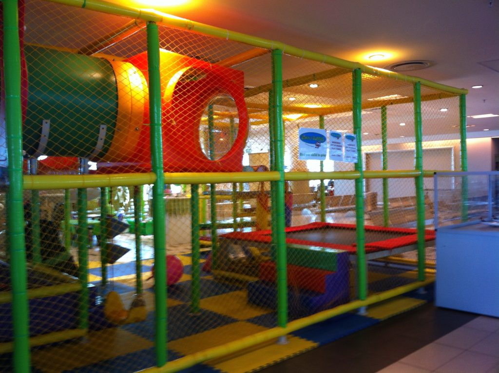 sairport soft play at capetown airport