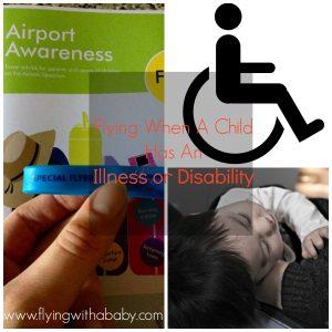 flying, illness, disability, child, autism, chickenpox