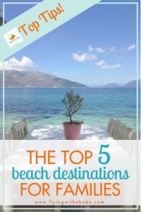 5 Top Beach Destinations For Families. Here are 5 suggestions for wonderful beach family holidays that you may not have considered. #familytravel #beach