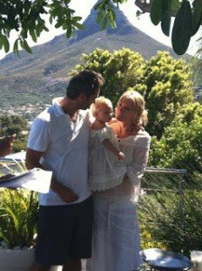 Luxury family adventure The Diessner's back home in Cape Town