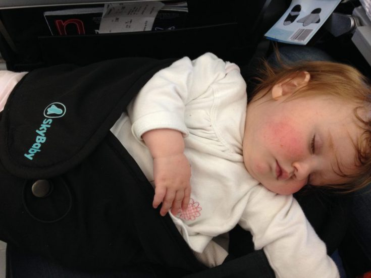 Tips To Minimise Jet Lag For Toddlers