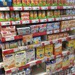 baby food in Spain
