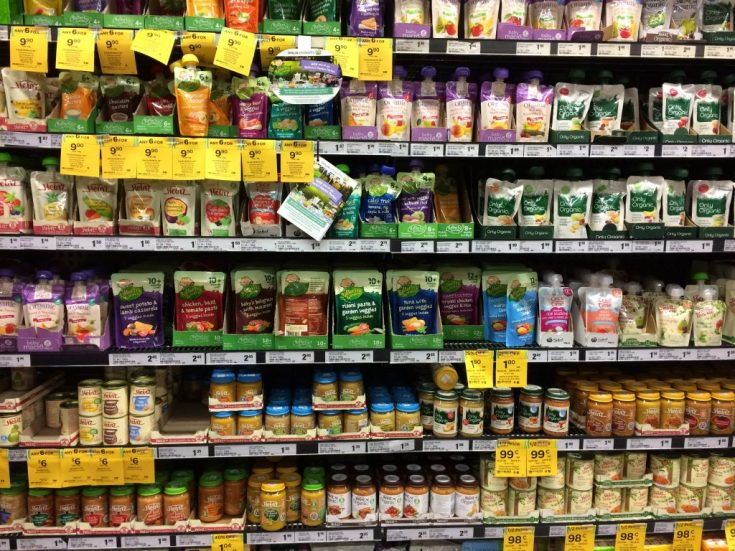 Baby Milk & Baby Food Brands Found Around The World