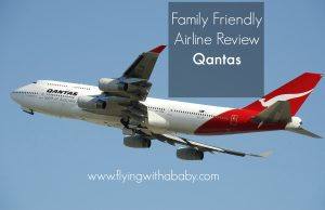 review, qantas, family friendly, family travel, family friendly airline review