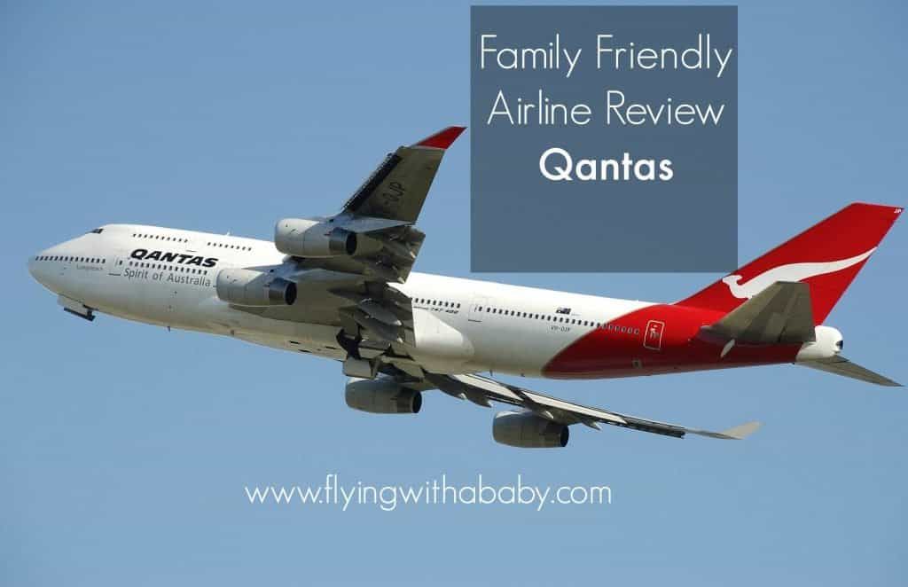 review, qantas, family friendly, family travel,