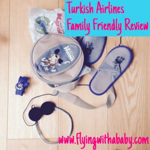 Turkish Airlines family friendly review. Great kids goodie bag for flights, perfect for long haul travel .