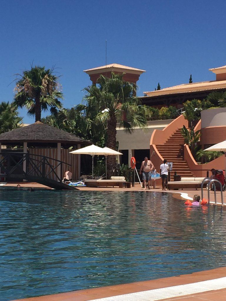 Monte Santo resort review , carvoeiro, Algarve, portugal, family friendly;