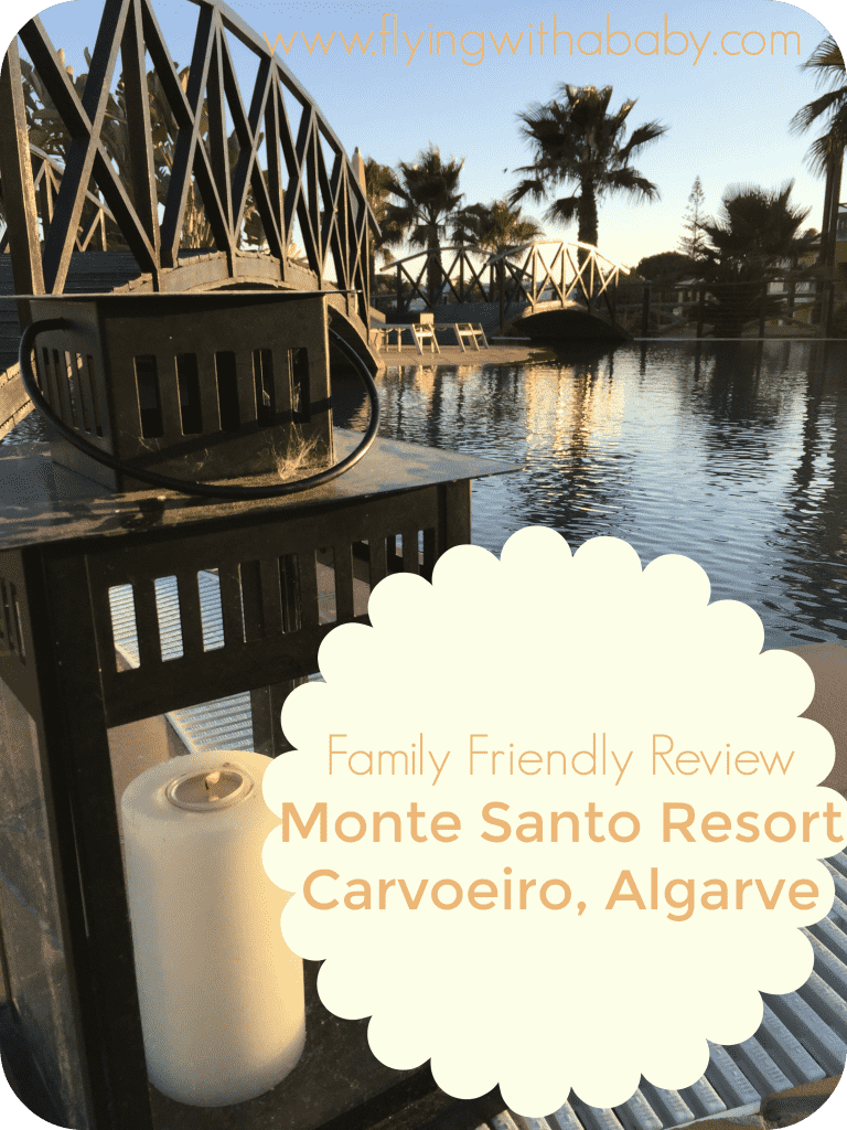 Monte Santo Resort Review, carvoeiro, algarve, family friendly hotel
