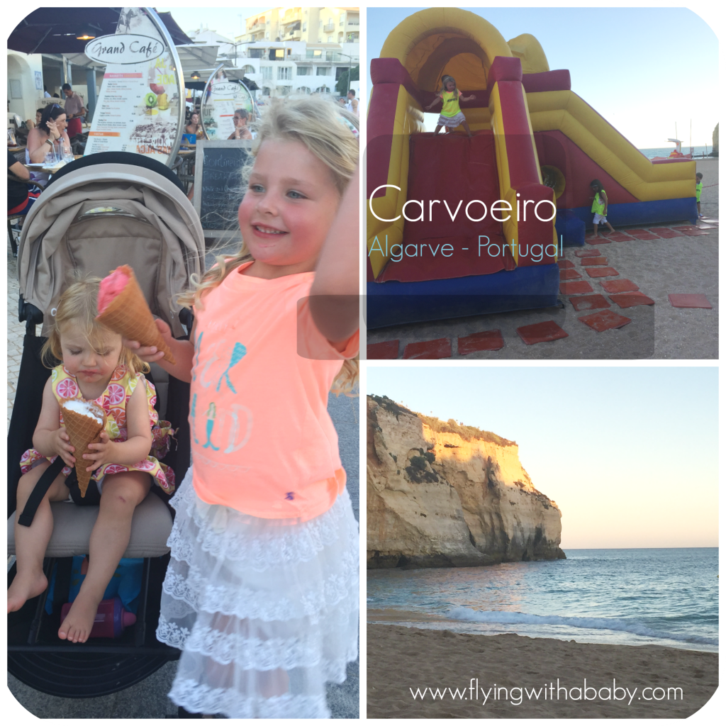 Carvoeiro Portugal With Kids, Family Trip Carvoeiro, Carvoeiro, Algarve, Portugal, family friendly, holiday, vacation