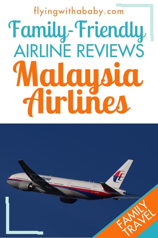Malaysia Airlines Review: is this airline family friendly? Find out more in my review of Malaysia Airlines #familytravel #airlinereviews