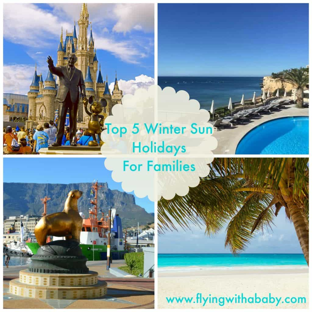 top 5 winter sun holiday destinations for families, family travel, kid friendly, totstotravel, tots to travel, toddler holidays, baby holidays, vacation
