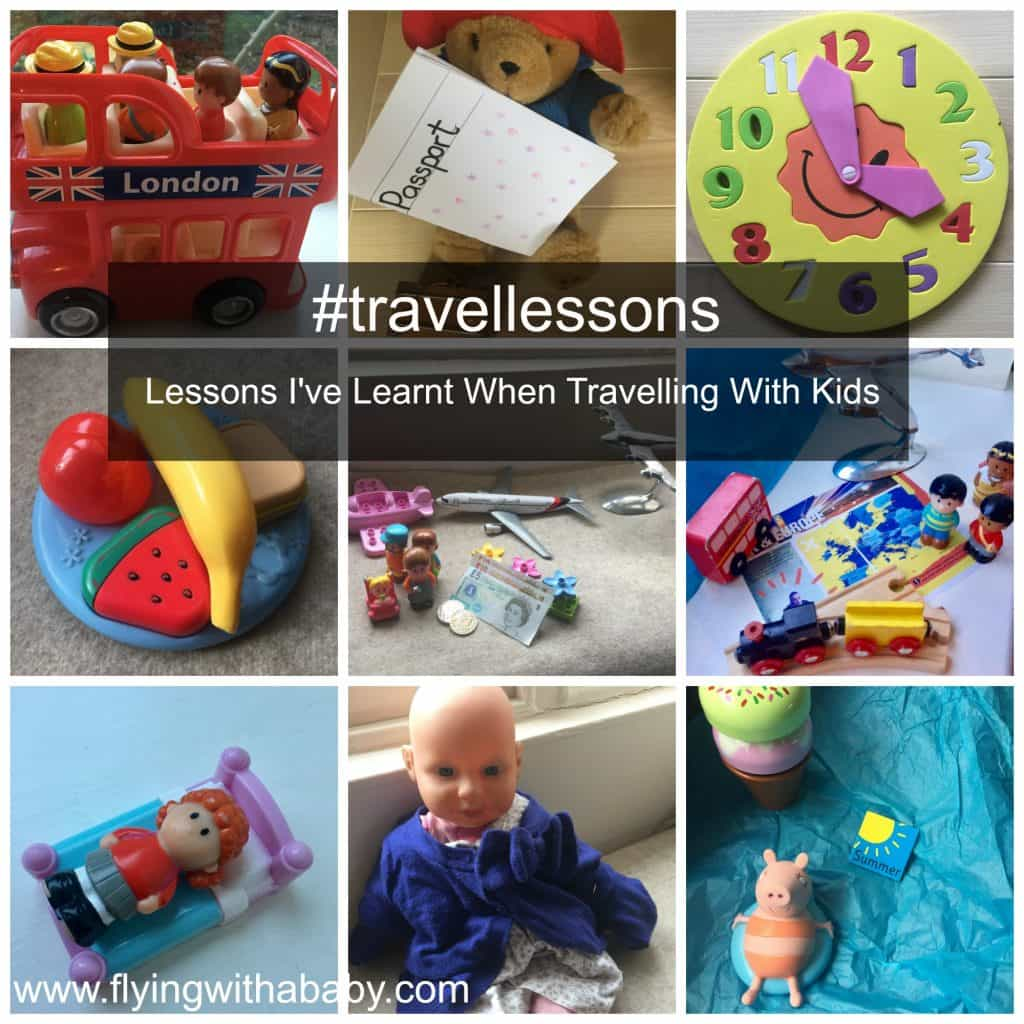 #travellessons, Travel With Kids