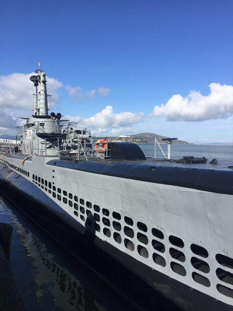USS Pampanito, San francisco