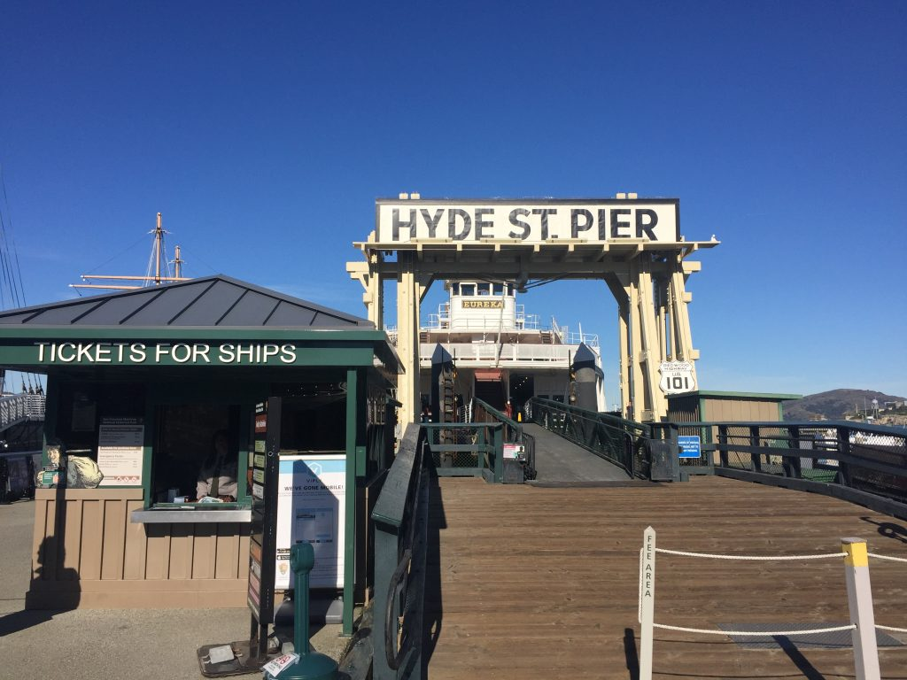 Hyde Street Pier - San Francisco With Kids: Kid Friendly Attractions in San Francisco for 2020 . Up to date indoor and outdoor activities for children of all ages.