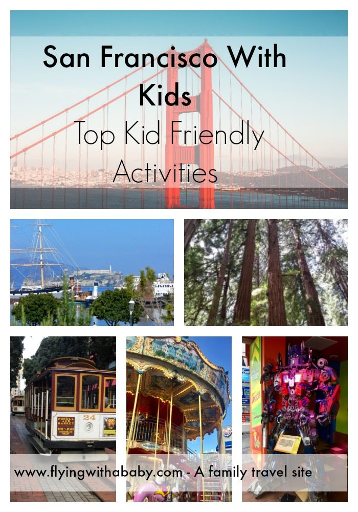 Things To Do in San Francisco With Kids:  Kid Friendly Attractions in San Francisco. Up to date indoor and outdoor activities for children of all ages. #familyfriendly #SanFrancisco #californiakids #kidifornia #familytravel #kidfriendly