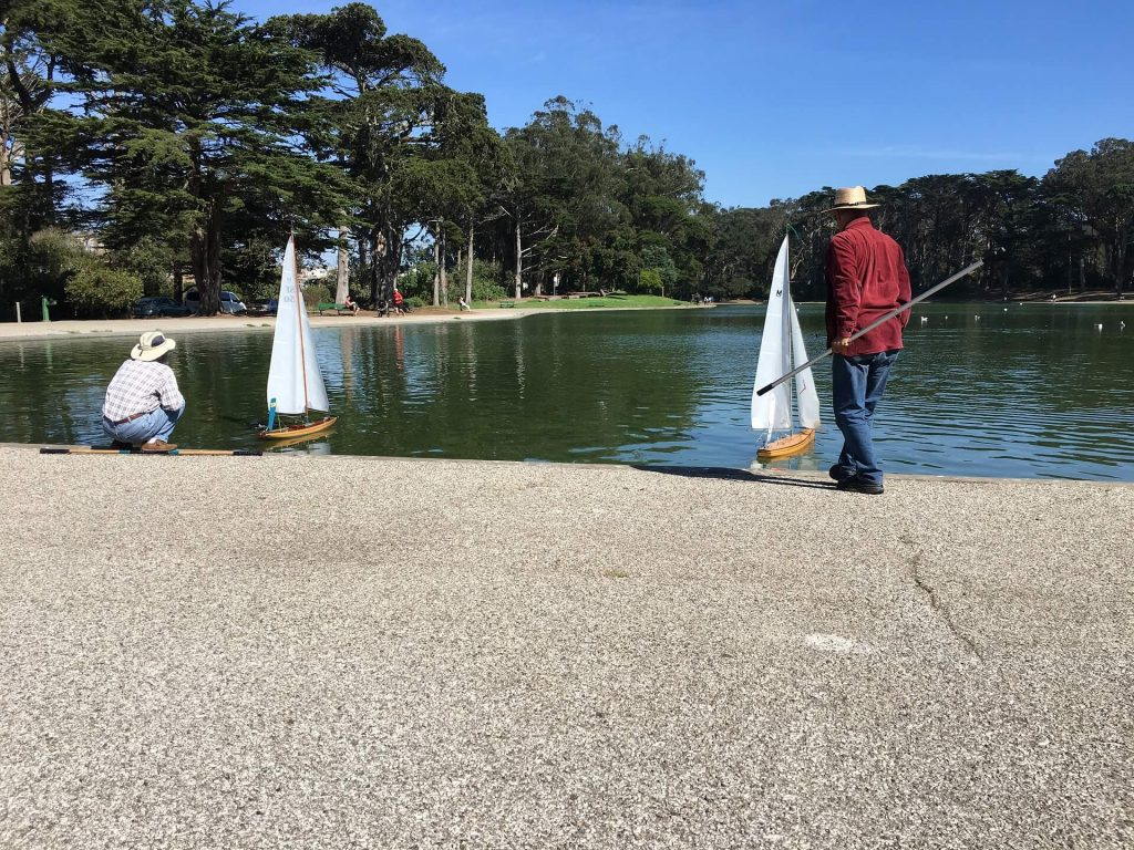 boating at golden gate park, things to do with kids in san francisco