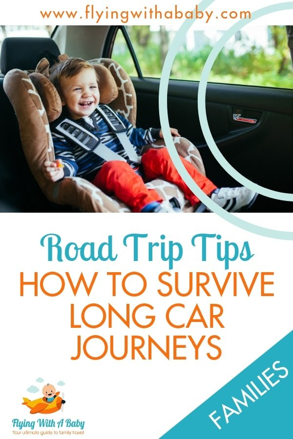 Hate long journeys in the car with the kids? Here are some top tips to make it bearable - how to survive long car journeys with kids! #familytravel