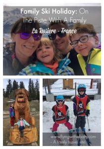 Family Ski Holiday: On The Piste With A Family La Rosiere - France We had been recommended La Rosiere by a number of people and we were not disappointed as it provided us with everything we want in a ski holiday – fabulous accommodation, lovely bars and restaurants, lots of options for mixed-ability skiing, beautiful scenery and a great ski school. Rather than use a tour operator (as we had done in the past) we planned and booked everything ourselves and it meant that we could fully tailor the trip to our needs. Not only that, but we probably saved close to £3,000 by doing it this way too! I think first timers may benefit from booking through a tour operator but if you are brave and willing to put the time in to research and plan, it pays dividends.