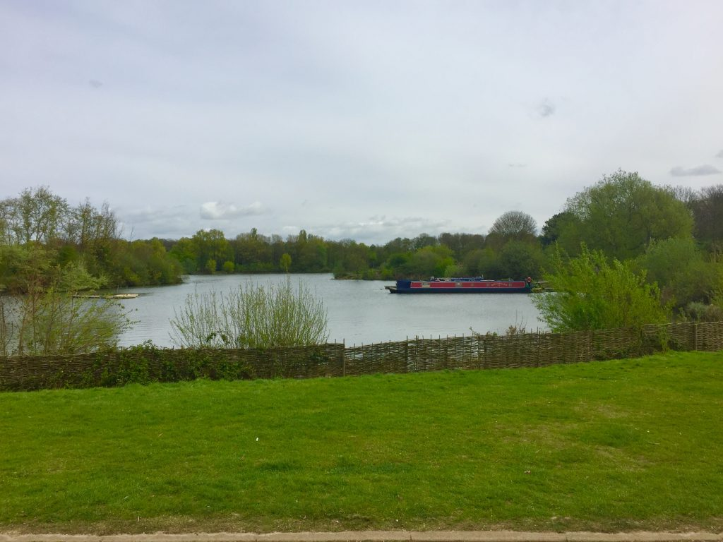 Nene Valley Railway, ferry meadows