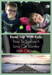 Road Trip With Kids