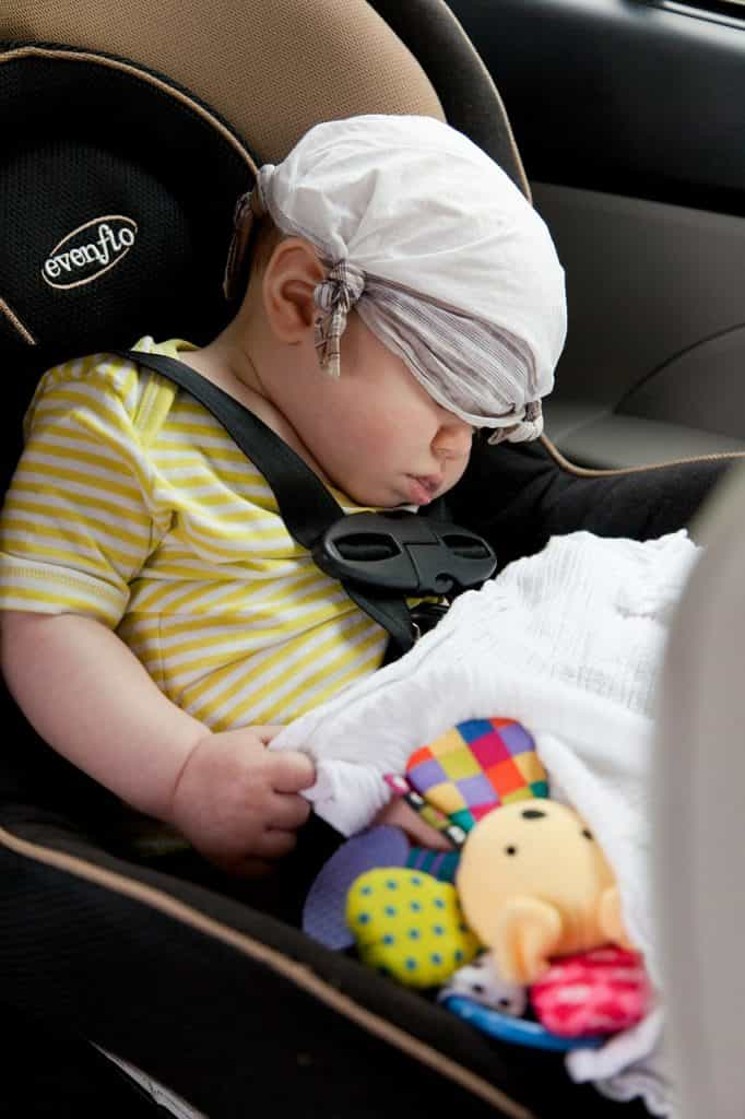 Car Seats Abroad: Tips & Information On Taking A Car Seat On Holiday