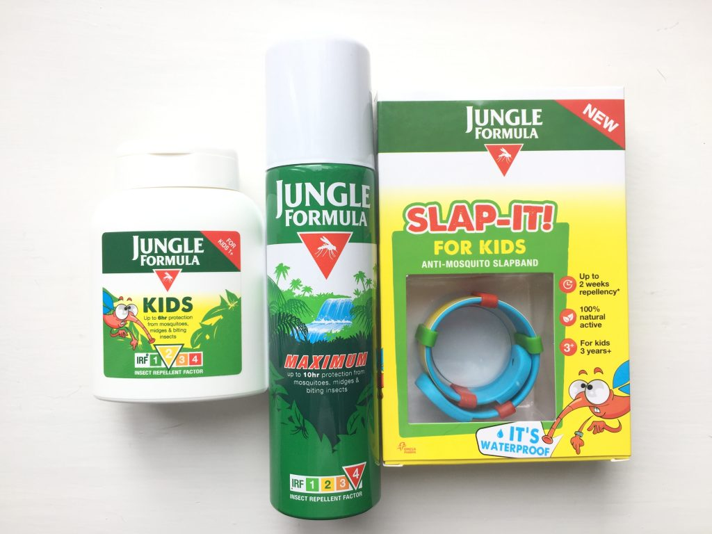 Jungle Formula Kids, sensitive skin,