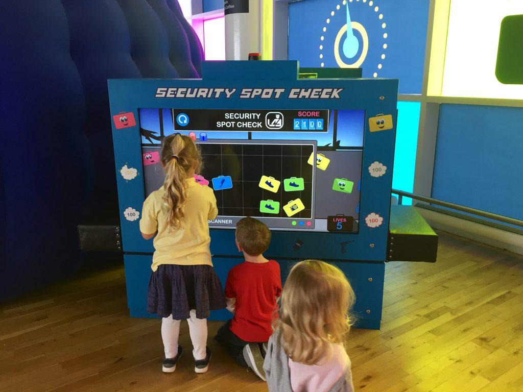 Birmingham Airport Kids SkyZone