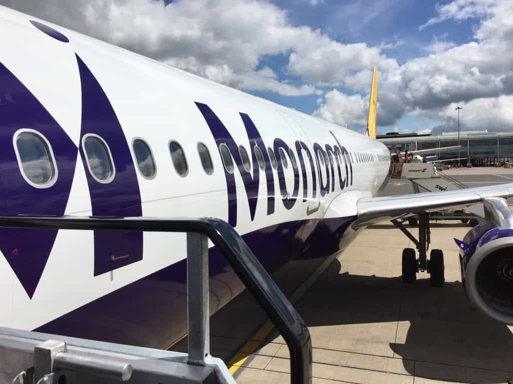 Monarch Airlines Review