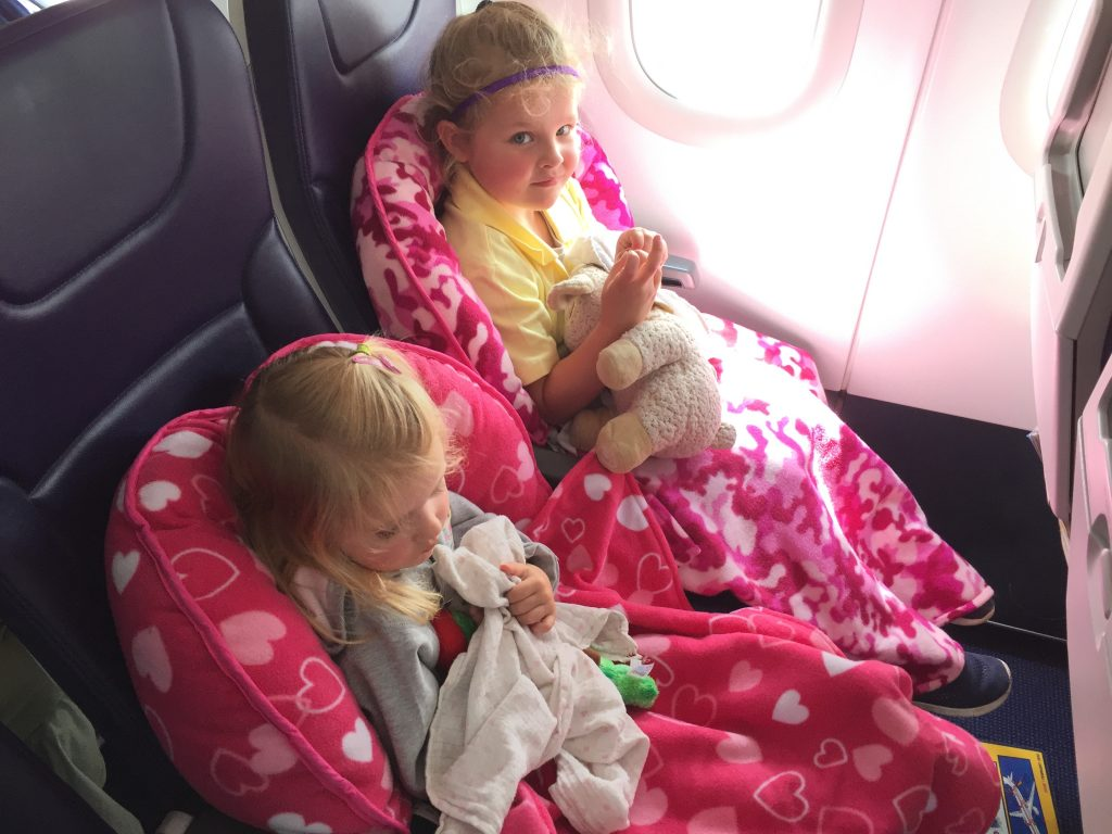 Monarch Airlines Review, travel Snug