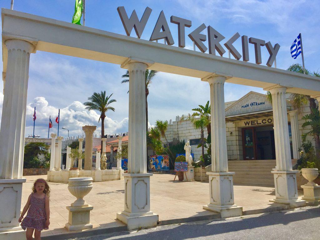 Hersonissos, Crete , Water City water park