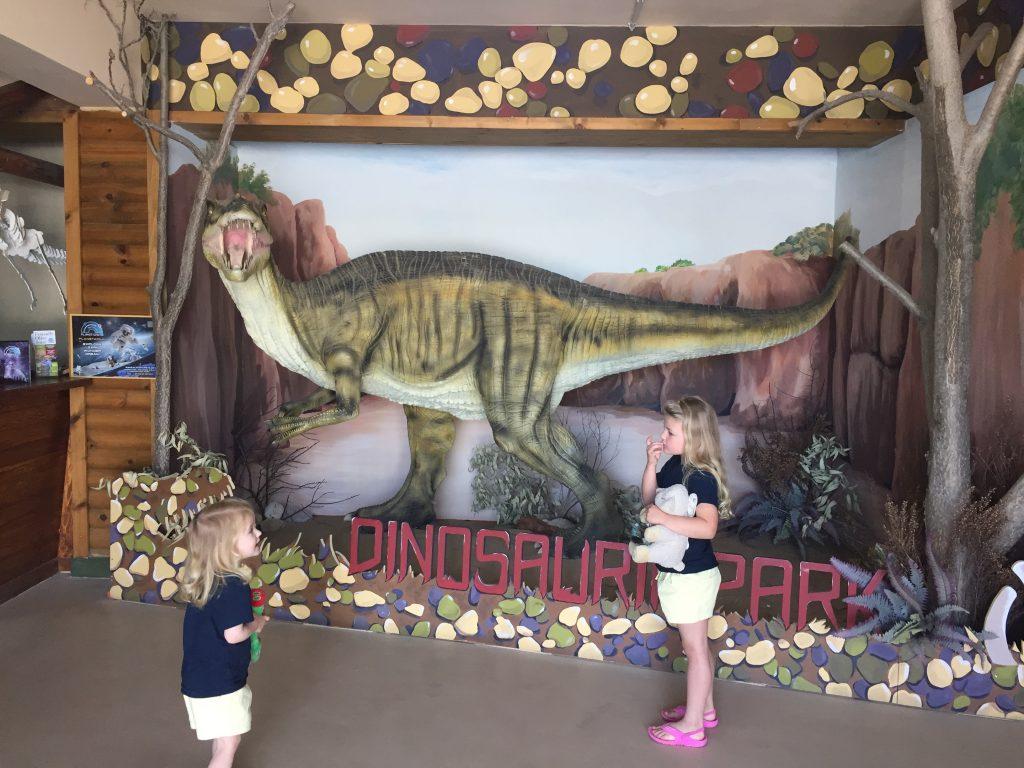 Hersonissos, Crete, Dinosaur Park