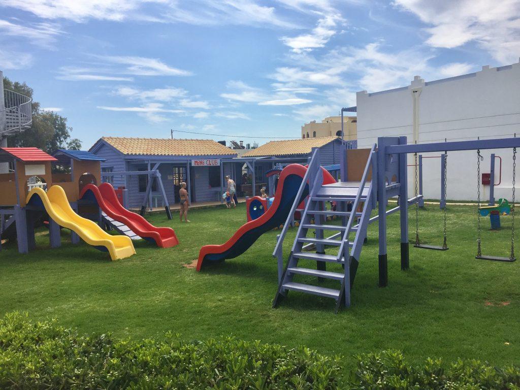 Hersonissos, Crete, Serita Beach Hotel