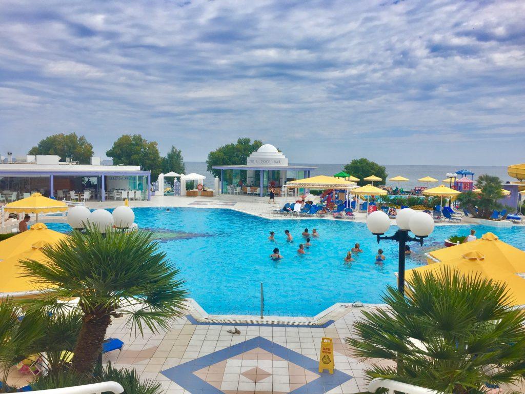 Hersonissos, Crete, Serita Beach Hotel, Hersonissos, Crete With Kids