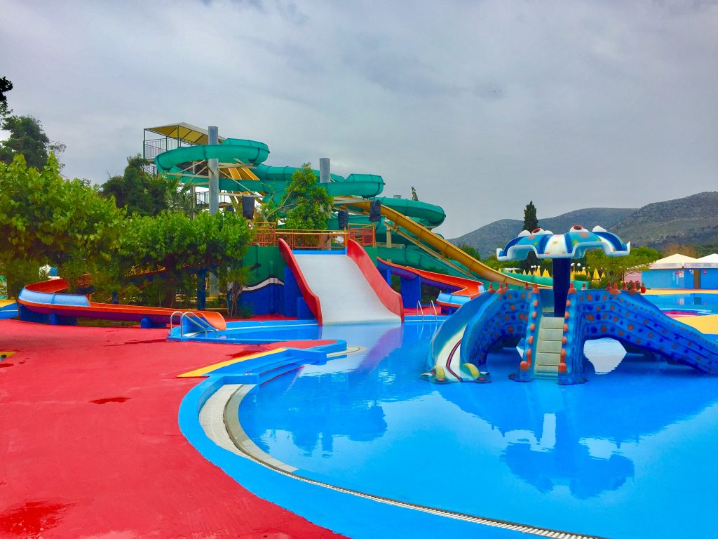 Hersonissos, Crete, Acqua Plus Water Park