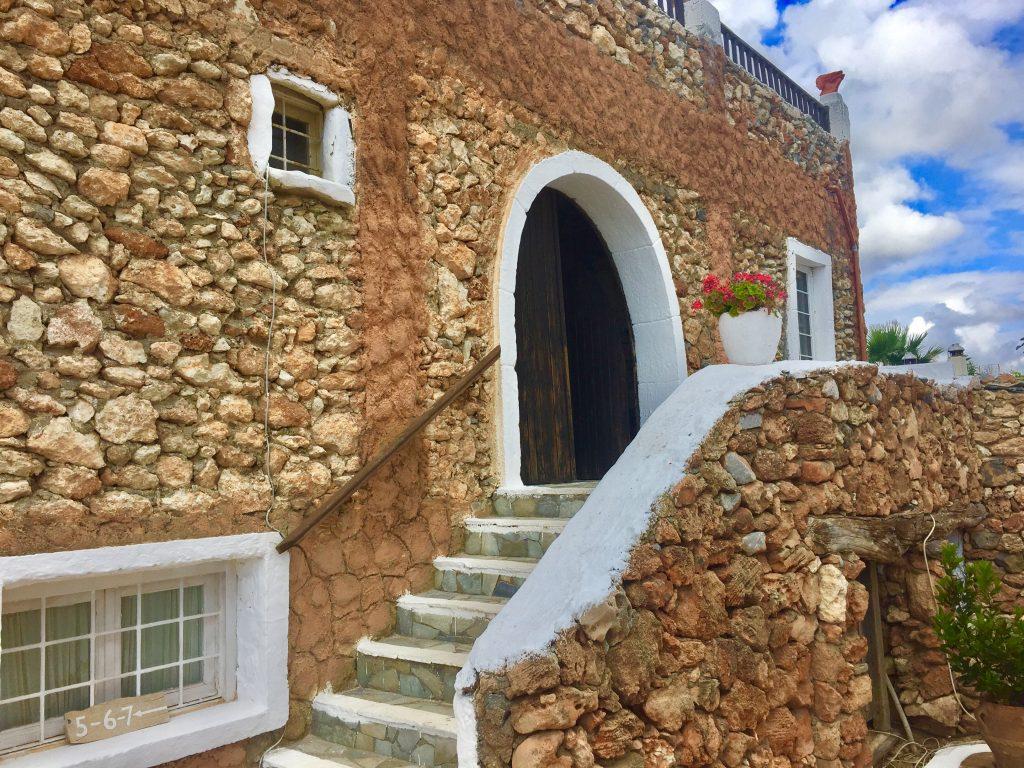 Hersonissos, crete, Lychnostatis open air mueum