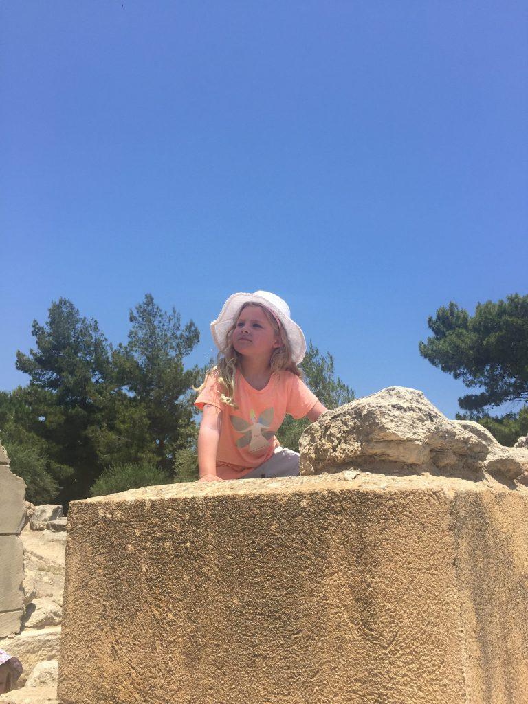 Hersonissos, Crete, Knossos Palace