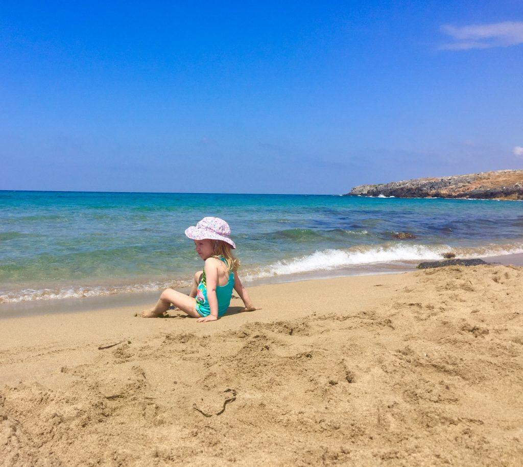 Hersonissos, Crete, best family friendly Greek islands