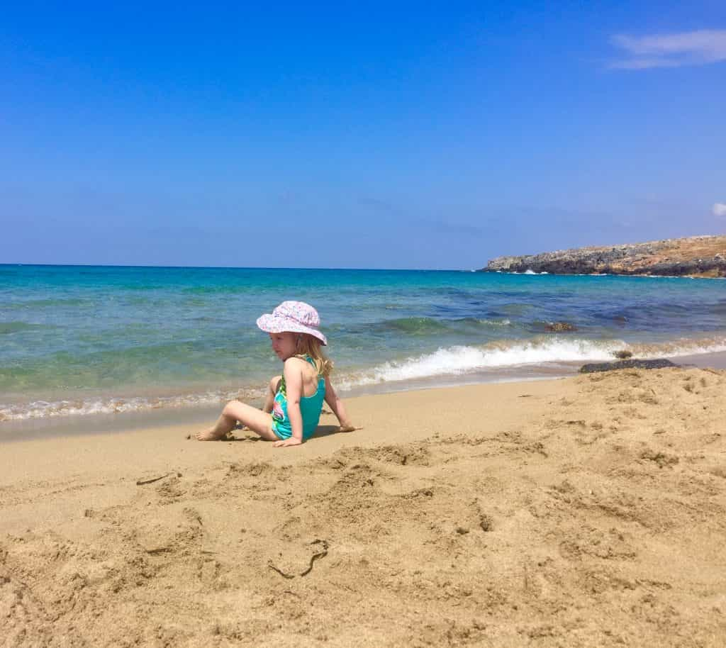 Hersonissos, Crete, best family friendly Greek islands