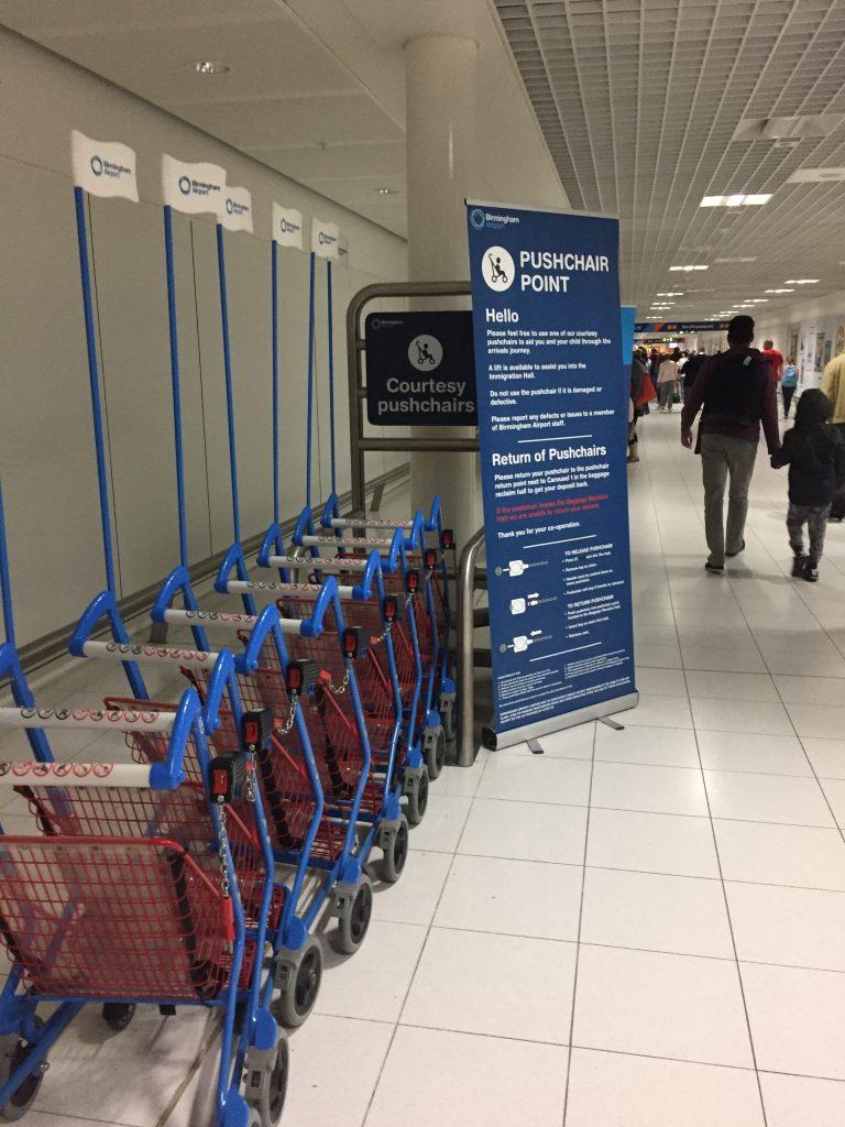 departures birmingham airport