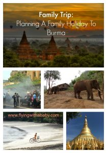 "Family Trip Burma, Burma is one of those exotic places in South-East Asia which remains somewhat untapped as a destination for many tourists, let alone family travellers. For me, this makes it more appealing, as it turns a holiday into more of an adventure. Cathy from Mummy Travels visited with her three-year-old. She explains, ""In fact, the country is a fantastic destination to visit as a family: children are the centre of attention wherever you go, there's a huge amount to see from beaches and boat journeys to historic temples and elephants, while it's easy to discover on a budget or to get a taste of (nearly) five-star mod cons for less than neighbouring countries."""