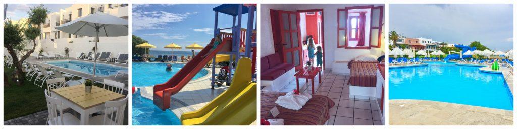Hersonissos, crete, Family Hotels