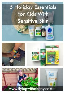 Jungle Formula Kids, sensitive skin