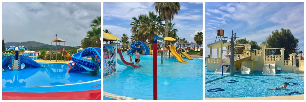 Crete Waterparks