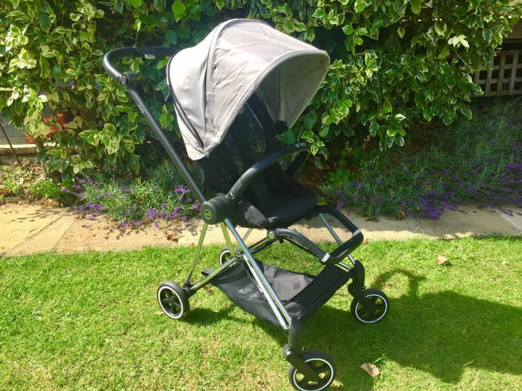 Cybex Mios Review A Compact Breathable Amp Light Stroller