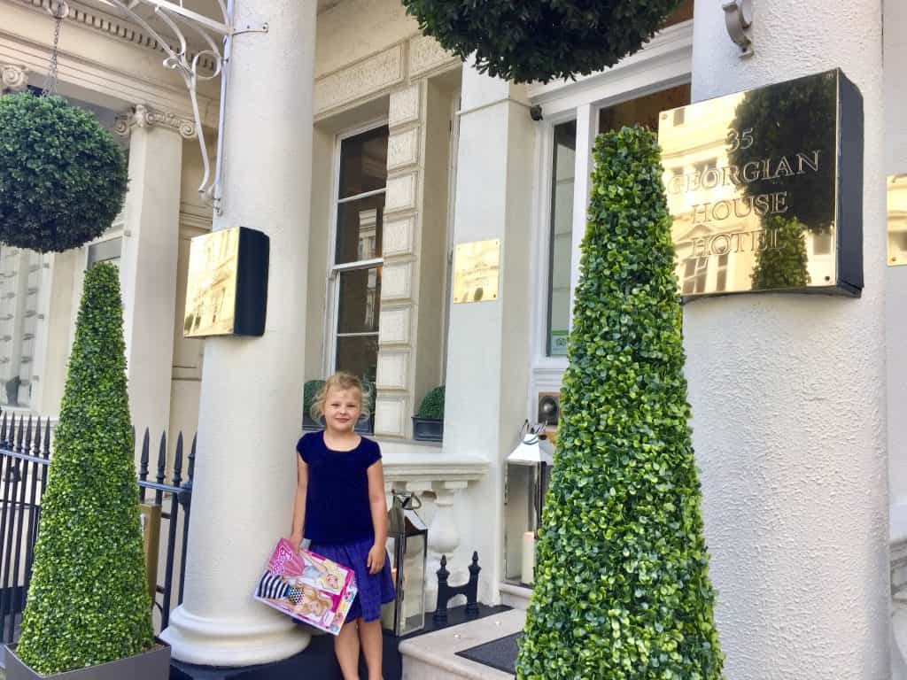 Georgian House Hotel Where To Stay In London With Kids