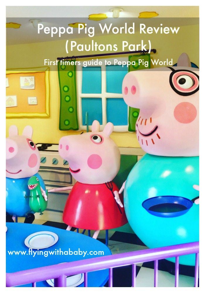 Peppa Pig World Review - A First Timers Guide To Peppa Pig World