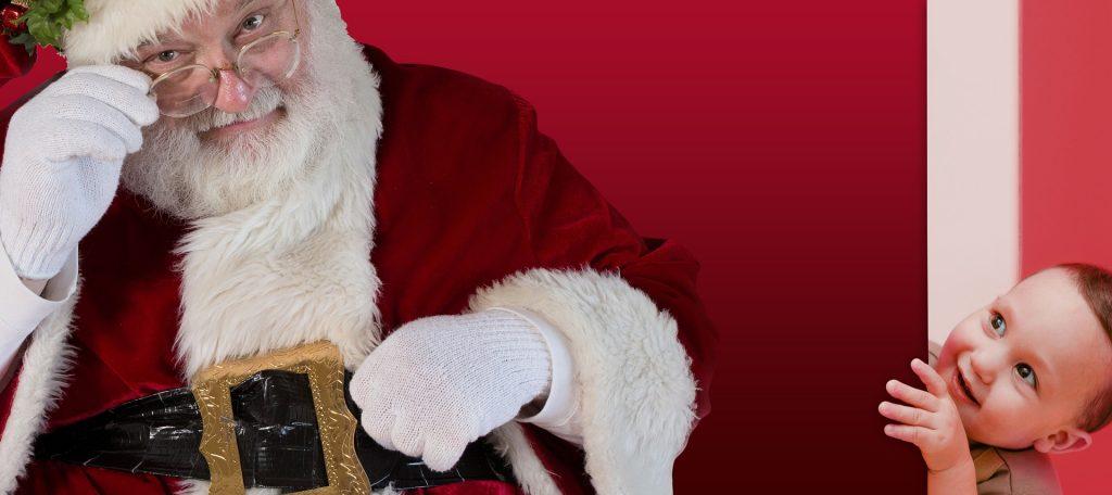 Places to Meet Santa in Cambridgeshire, Lincolnshire, Northamptonshire & Rutland 2017